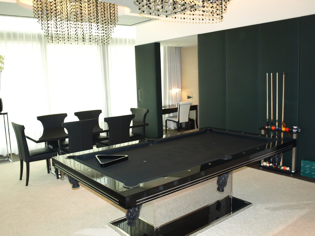Mesa de billar toronto billar pool for Mesas de billar modernas