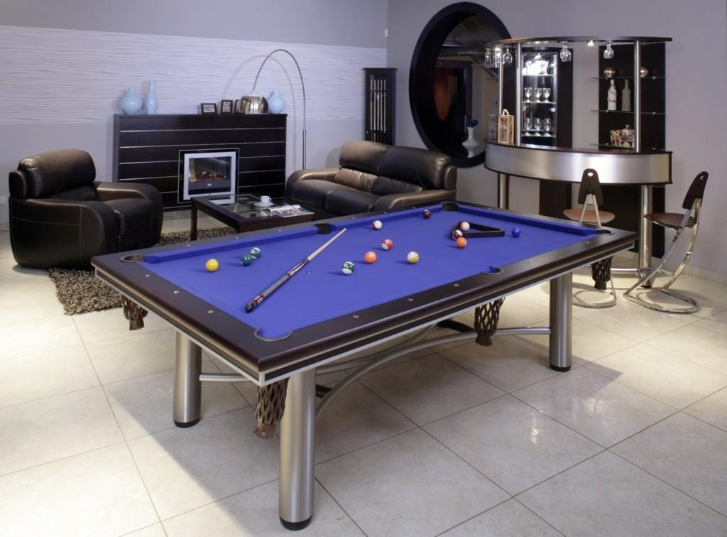 Mesa de billar manhattan billar pool - Partyraum einrichten ...